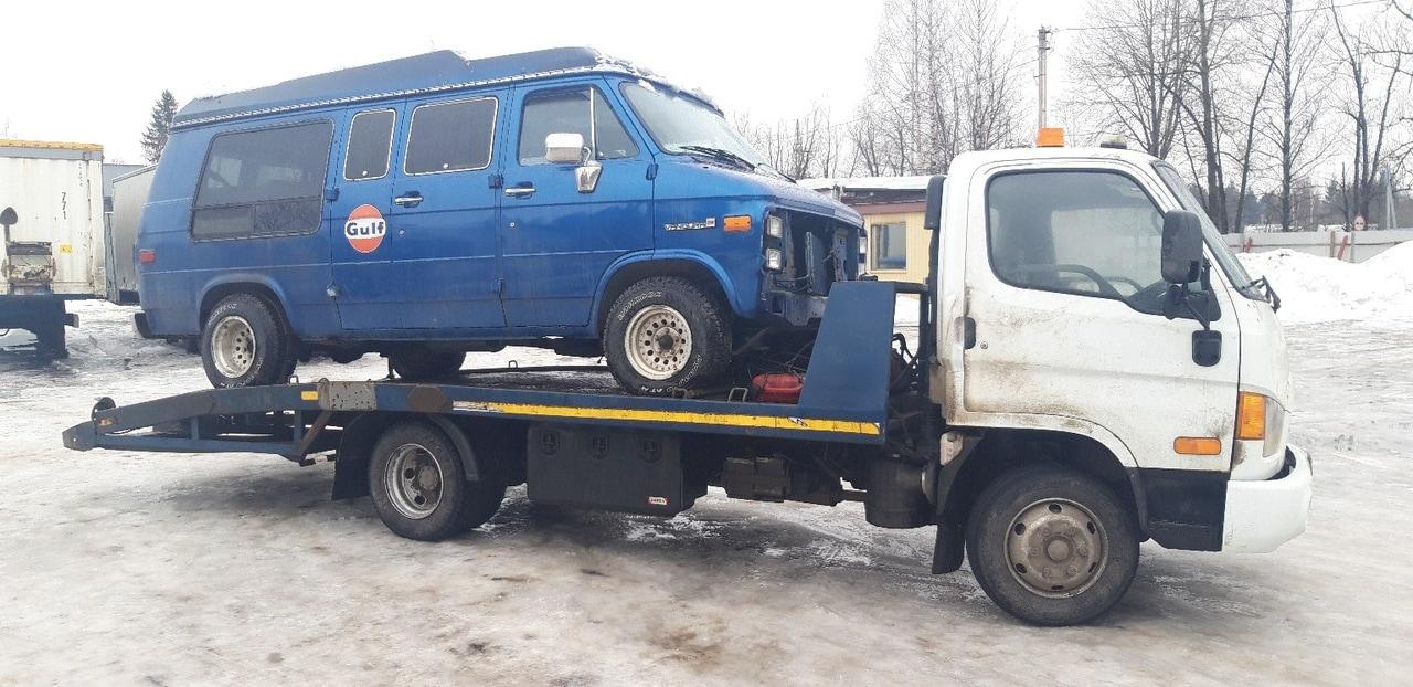 Транспортировка а/м в Тверь рис. 227