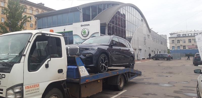 Перевозка премиальных автомобилей для официальных дилеров и клиентов рис. 3