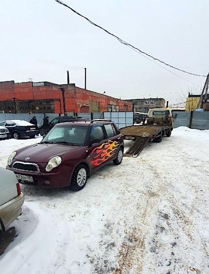 Интересные эвакуации авто за февраль 2021 рис. 3
