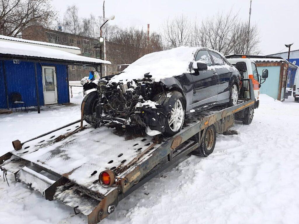 Интересные эвакуации авто за февраль 2021 рис. 7
