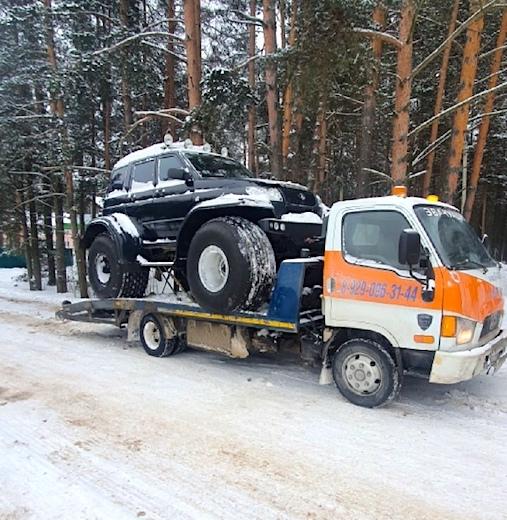 Интересные эвакуации авто за февраль 2021 рис. 11